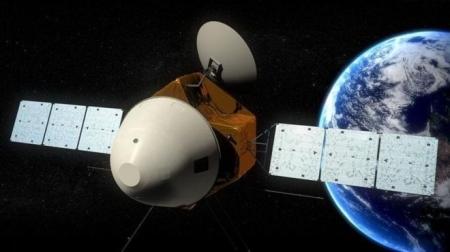 Китай показал рисунки зонда для Марса и марсоход с прицелом на 2020 год