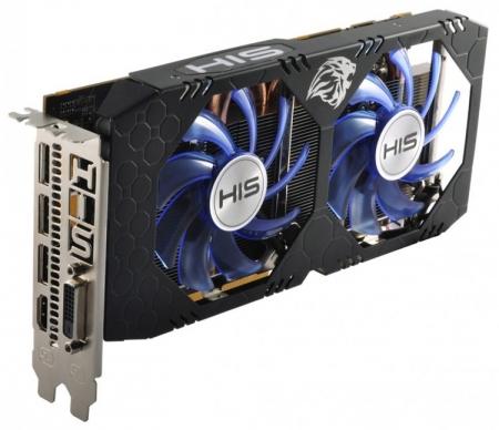 Radeon RX 470 X2 Turbo/X2 OC — первые нереференсные видеокарты HIS поколения 14 нм