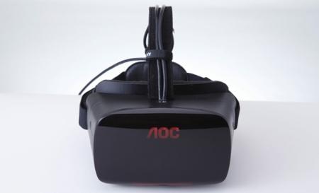 AOC выйдет на рынок шлемов виртуальной реальности