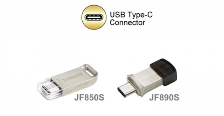 Transcend представила семейство накопителей с портом USB Type-C