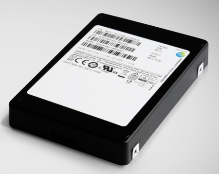 В Samsung создан твердотельный накопитель ёмкостью 32 Тбайт