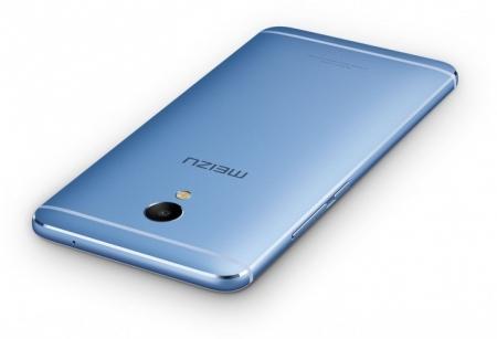 Meizu представила 200-долларовый металлический смартфонM3e