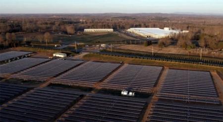 Apple получила разрешение на оптовую торговлю электроэнергией