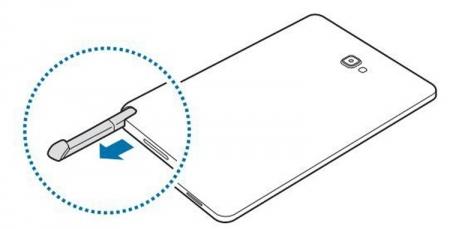 Samsung готовит 10-дюймовый планшет с поддержкой перьевого ввода