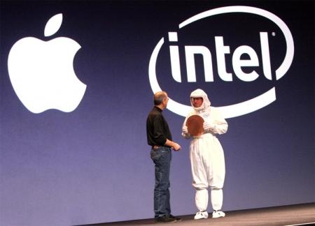 Аналитики ждут появления процессоров Intel в iPhone
