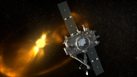 Спустя почти два года восстановлен контакт с космическим аппаратом STEREO-B