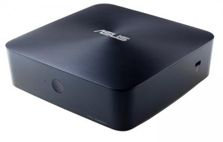 Новый неттоп ASUS VivoMini получил процессор Intel Core i7