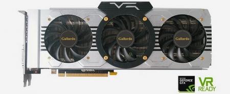 В продаже появились видеокарты Manli GeForce GTX 1060 и GTX 1080