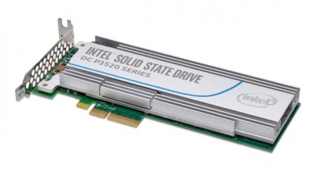 Intel представила новые SSD-накопители на базе 3D NAND