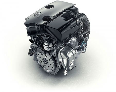 Nissan произвела революцию в бензиновых двигателях