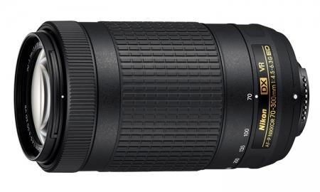 Nikon представила супертелеобъективы с новым шаговым двигателем AF-P