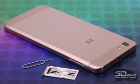 ZTE вошла в тройку крупнейших продавцов смартфонов в России