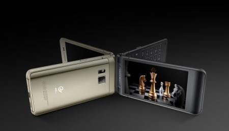 Смартфон-раскладушка Samsung Veyron получит чип Snapdragon 820 и 4 Гбайт ОЗУ