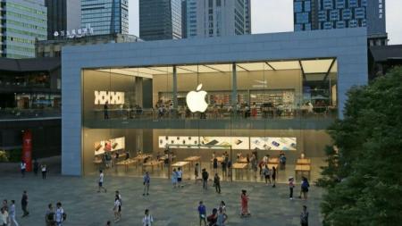 Apple Store теперь называют просто «Apple»