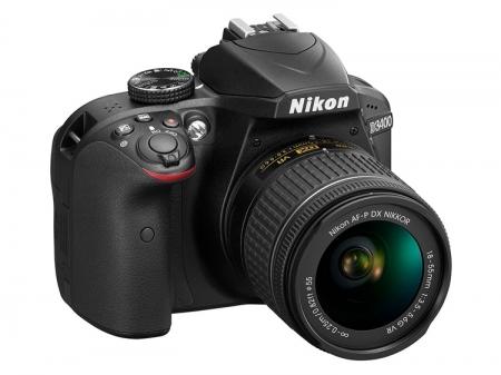 Nikon D3400: зеркальный фотоаппарат начального уровня с 24-Мп сенсором
