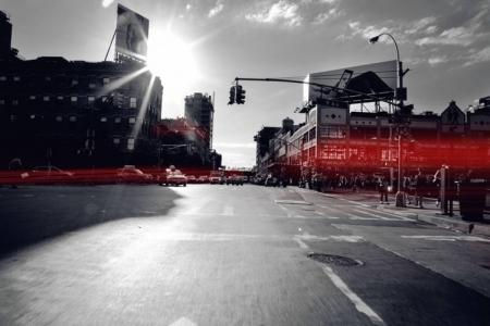 Автомобили Audi будут информировать водителей о переключении сигналов светофоров