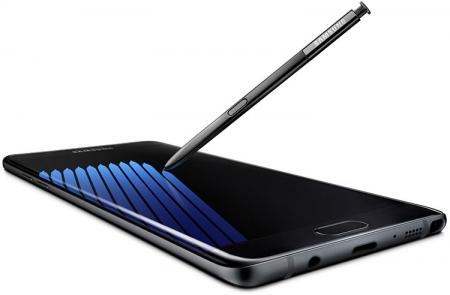 Samsung сообщила о высоком спросе на Galaxy Note 7
