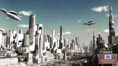 Airbus протестирует беспилотные летающие такси