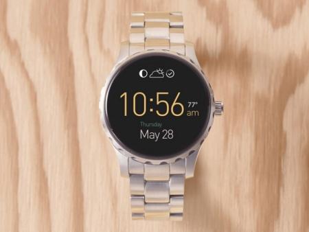 Fossil готовит новые смарт-часы с 1,4-дюймовым дисплеем