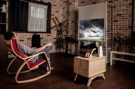 LG представила новые проекторы Minibeam формата 720р