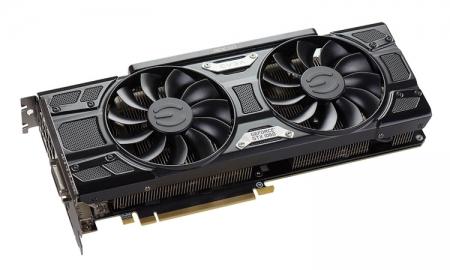 В серию видеокарт EVGA GeForce GTX 1060 3GB вошли пять моделей