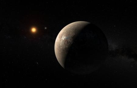 У ближайшей к Земле звезды обнаружена планета в обитаемой зоне