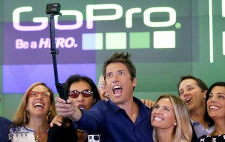 Камера GoPro Hero5 может получить поддержку GPS