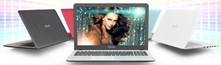 Ноутбуки ASUS VivoBook Max X541: от Celeron N до Core i7 U
