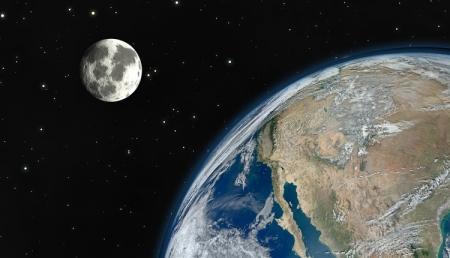 РКК «Энергия» рассчитывает первой организовать туристический полёт к Луне