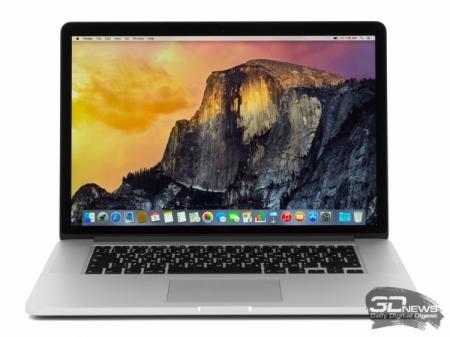 Названы основные особенности новых MacBook Pro