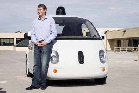 Ветеран проекта робомобилей Google покидает компанию