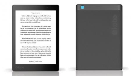Ридер премиум-класса Kobo Aura One получит 7,8″ дисплей высокого разрешения