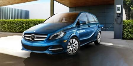 В ассортименте Mercedes появится полноценное семейство электромобилей