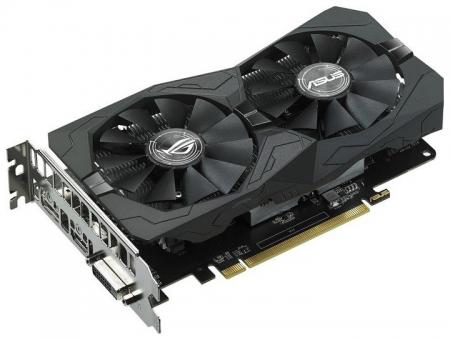 ASUS выпустила видеокарту ROG Strix Radeon RX 460 OC