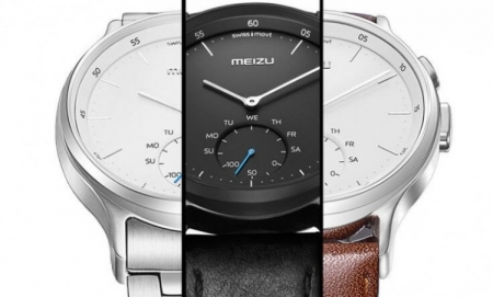 MeizuMix: костюмные кварцевые часы со смарт-потенциалом