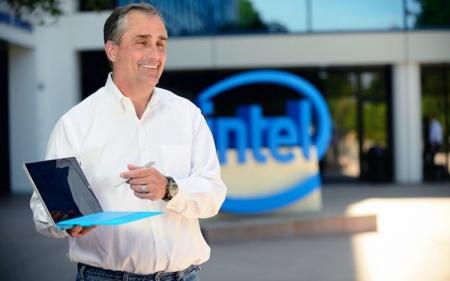 Intel стремится снизить свою зависимость от рынка ПК