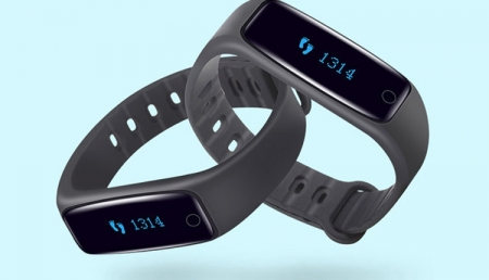 Фитнес-браслет Teclast H30 с OLED-дисплеем и датчиком ЧСС стоит дешевле $20
