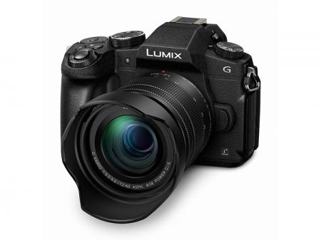 Panasonic Lumix G85: беззеркальная фотокамера с поддержкой 4К-видеозаписи
