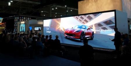 У Sony готов LED-дисплей с контрастностью 1000000:1