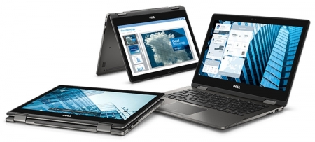 Dell Latitude 13 3000 (3379): новые модели устройств «2-в-1» бизнес-класса