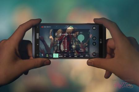 Мультимедийный флагман LG V20 представлен официально