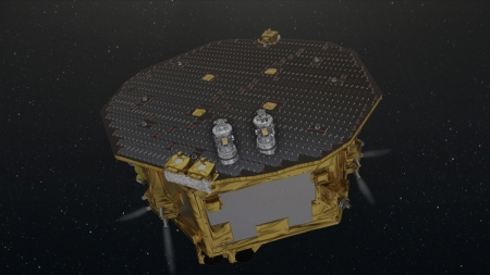 NASA присоединится к европейскому проекту по исследованию гравитационных волн