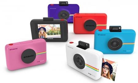 Polaroid Snap Touch: камера с функцией мгновенной печати и сенсорным дисплеем