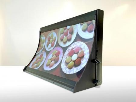 Toppan и E Ink показали гибкий цветной дисплей на основе электронной бумаги