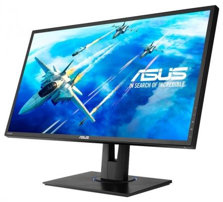 Монитор ASUS VG245HE адресован консольным геймерам