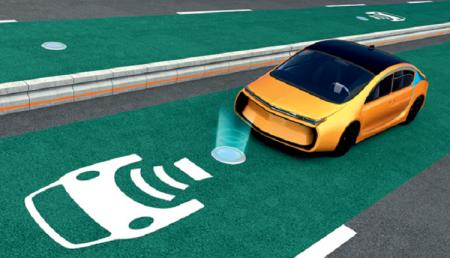 WiTricity создаст 11-кВт беспроводную зарядку для электромобилей