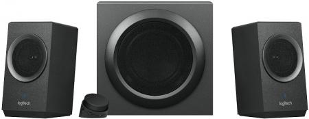 Z337 Bold Sound: первая настольная звуковая система Logitech с Bluetooth