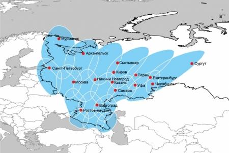«Триколор ТВ» и Eutelsat Networks запускают в России спутниковый Интернет