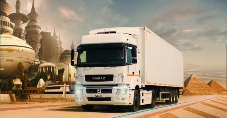 «Умные» грузовики «КАМАЗ» могут появиться уже в следующем году
