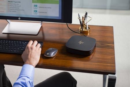 IFA 2016: Модульный компьютер небольшого форм-фактора HP Elite Slice